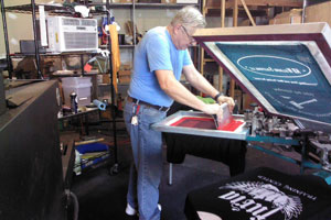 ABCK's Enterprises - Screen Printing, Silk Screening & Embroidery in Webster, TX